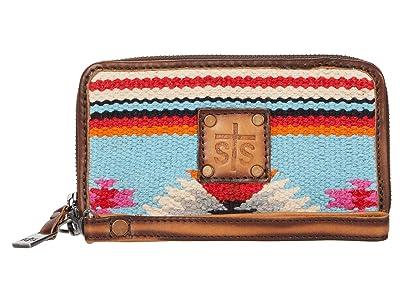 STS Ranchwear Saltillo Rosa Wallet