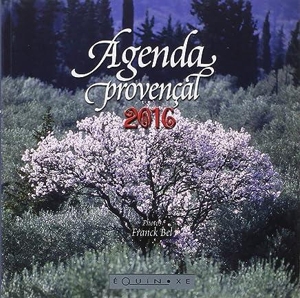 Agenda provencal 2016 pf paysage