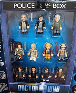 Doctor Who Micro Figure Collector Boxed-set - All Eleven Characters by 5Star-TD