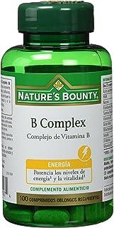 Nature's Bounty B Complex Complejo