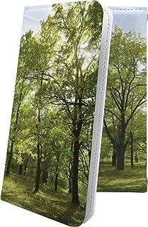 Xperia XZ Premium/SO-04J ケース 手帳型 風景 森 写真 エクスペリア プレミアム 手帳型ケース 木目 木目調 ウッド 木 wood xperiaxz so04j 和柄 和風 日本 japan 和