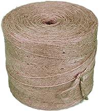 Jute touw – bindtouw 3 draads – Ca 3kg - Naturel