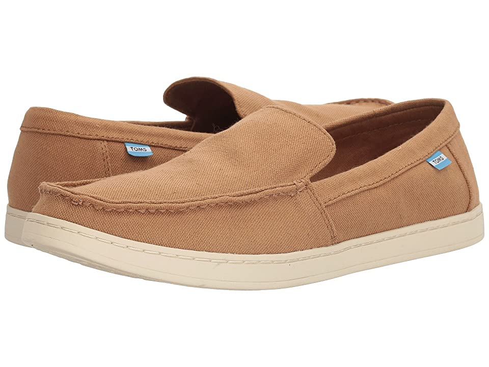 acee7e95ee TOMS Aidan Slip-On (Toffee Hemp) Men's Slip on Shoes