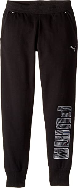 Puma Kids - Puma Jogger Pants (Big Kids)