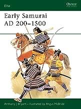 Early Samurai AD 200–1500 (Elite Book 35)