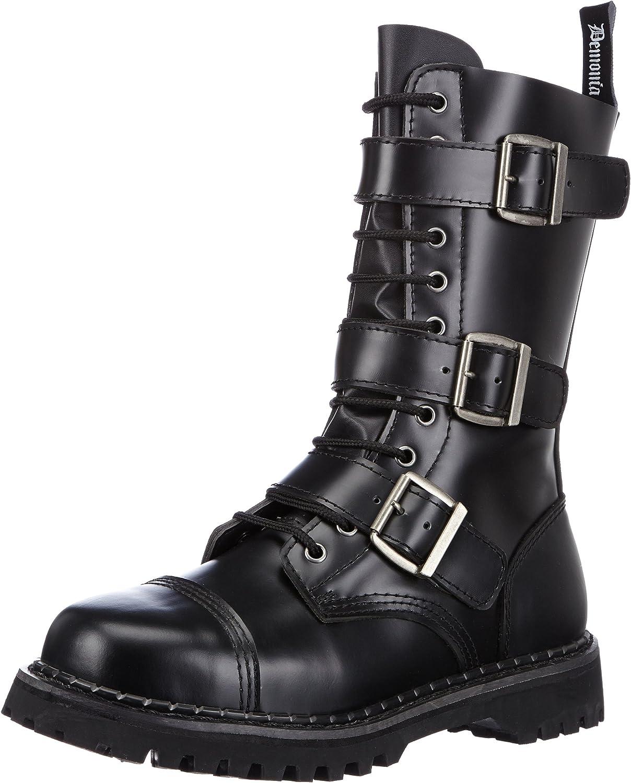 Pleaser Men's Riot12 Buckle Boot