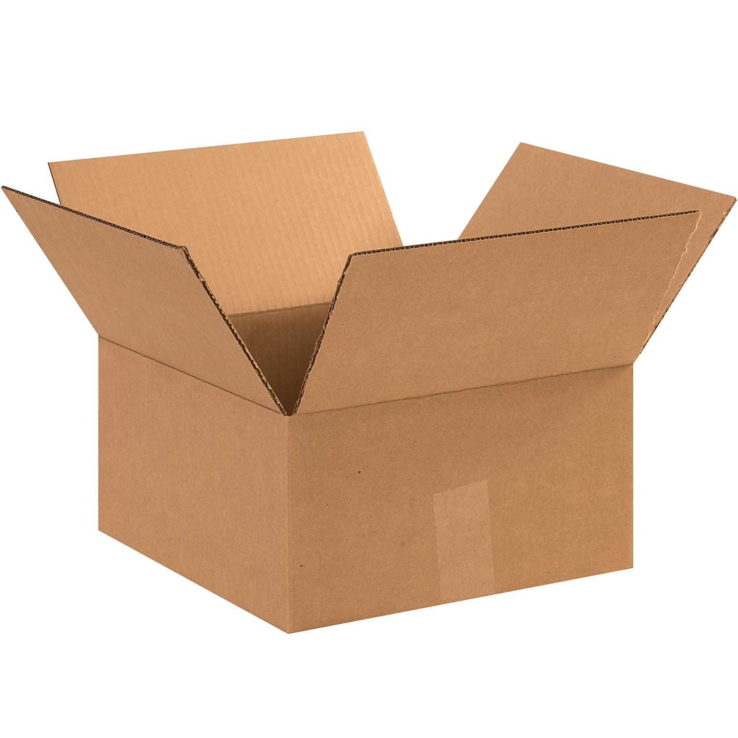 Flat Corrugated Selling rankings Boxes 12