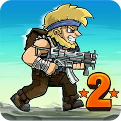 New mission mode. Use MS2 vehicles. Battle against enemy tanks and choppers. Different characters to choose. Lots of enemies to fight. Classic weapon designs. Amazing gameplay.