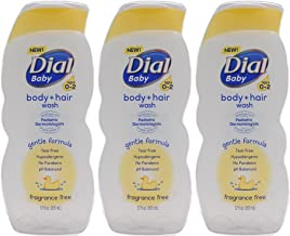 Best dial unscented body wash Reviews