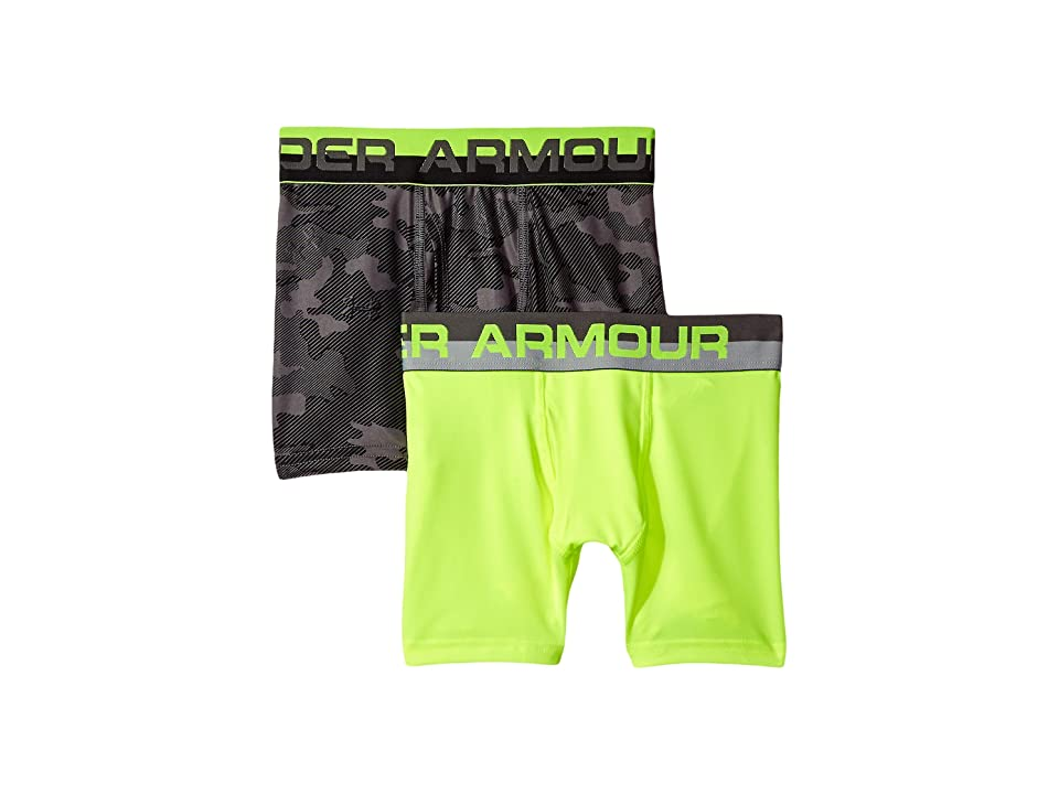 Under Armour Kids - Under Armour Kids 2-Pack UA Camo Boxer Brief