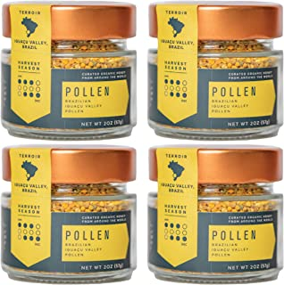 Bee Seasonal Organic Bee Pollen - 4 pack
