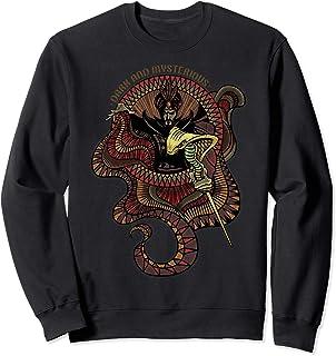 Disney Aladdin Live Action Jafar Dark & Mysterious Portrait Sweatshirt