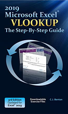 Excel 2019 Vlookup The Step-By-Step Guide