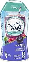 Crystal Light Acai Berry Liquid Drink Mix (1.62oz Bottle)