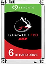 "Seagate IronWolf Pro ST6000NE0023 6 TB 3.5"" Internal Hard Drive - SATA"