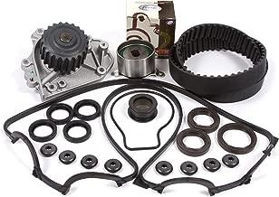 Fits 92-95 Acura Honda 1.6 DOHC 16V VTEC B16A3 / 1.7 DOHC 16V VTEC B17A1 Timing Belt Kit Water Pump Valve Cover Gasket