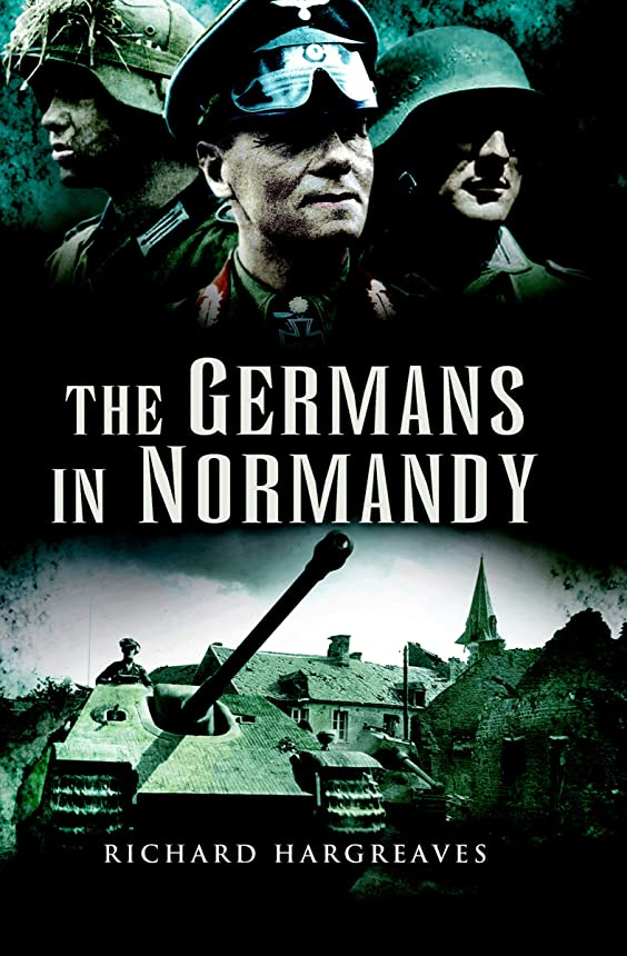 ディスクアドバンテージ政令The Germans in Normandy (English Edition)