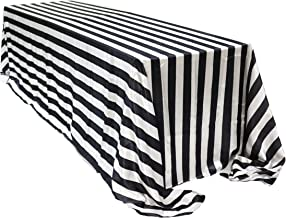 satin table linens