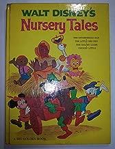 Walt Disney's Nursery Tales: The Gingerbread Man, The Little Red Hen, The Golden Goose, Chicken Little