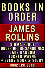 the sigma force series in order