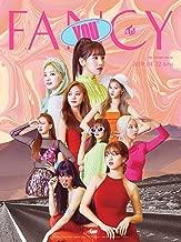 JYP Twice - Fancy You [A ver.] (7th Mini Album) CD+Photobook+5 Photocards+Sticker+ Folded Poster+Extra Photocard