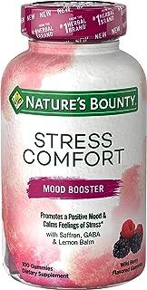 Nature's Bounty Stress Comfort Mood Booster, 100 Gummies (30688)
