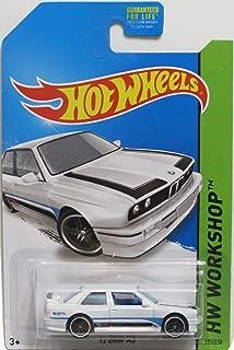 2014 Hot Wheels Kmart Exclusive Hw Workshop - '92 BMW M3 (White)