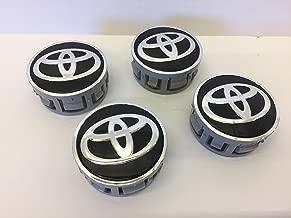Genuine Toyota Prius Center Wheel Caps 42603-52170. Set of 4. 2016-2017 Prius.