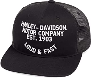 a040385e6 Amazon.com: harley hats