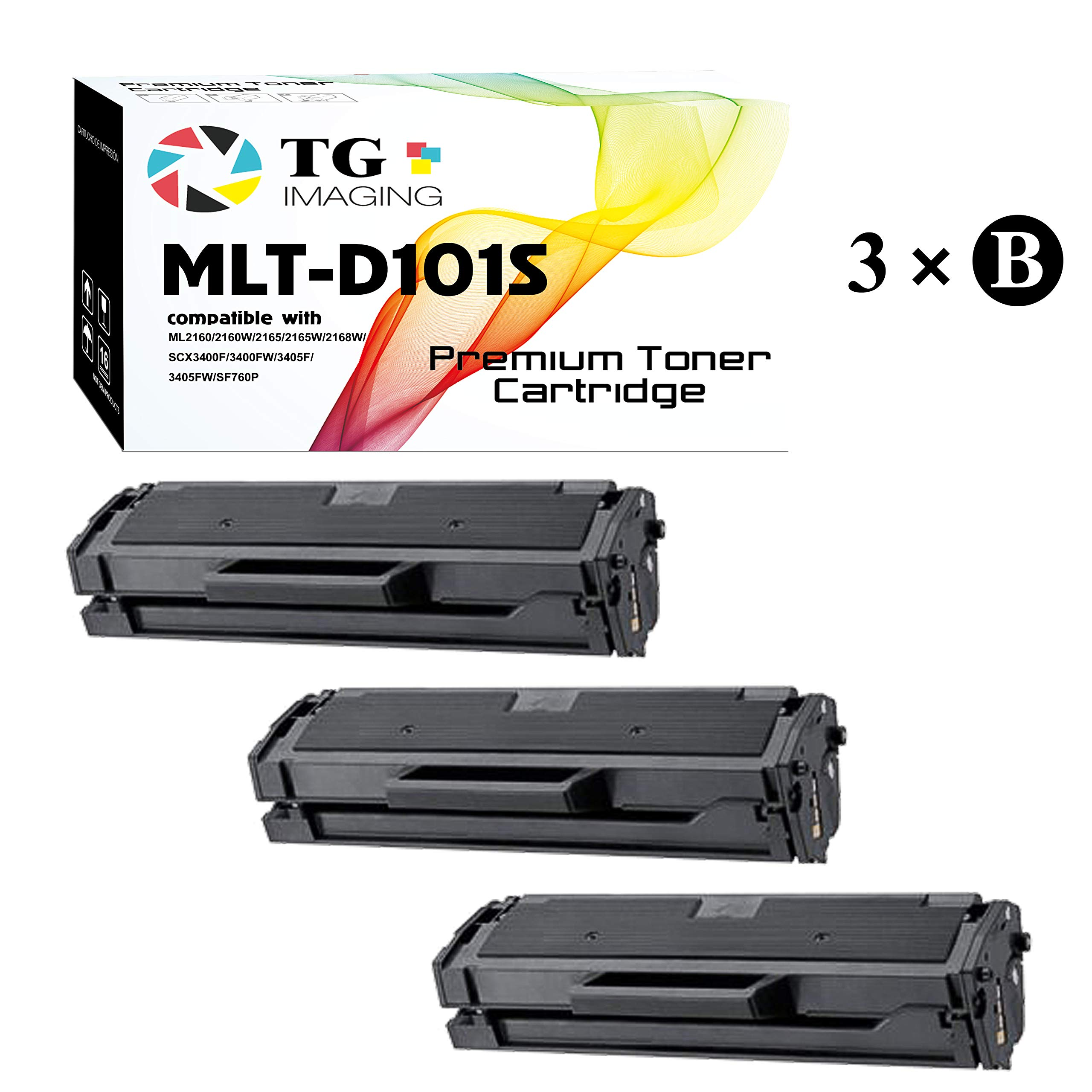 Black, 1-Pack SuperInk Compatible Toner Cartridge Replacement for Samsung MLT-D104L MLTD104L to use with Laserjet ML-1655 ML-1660 ML-1661 ML-1670 ML-1675 ML-1865W SCX-3205W SCX-3218