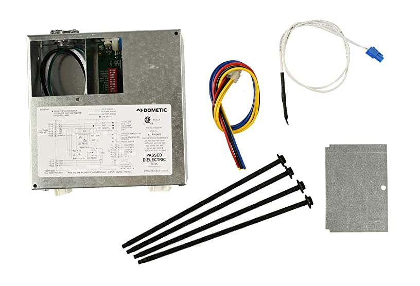 Dometic 3312020.000 Comfort Control Center II CCC2 Multi-Zone Kit