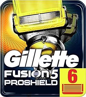 Gillette Fusion5 Proshield, Cuchillas de Afeitar para Hombre