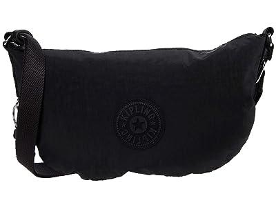 Kipling Emelia (Black Noir) Handbags
