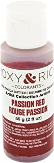 Chocolats Roxy & Rich Cocoa Butter - 2 oz - Passion Red