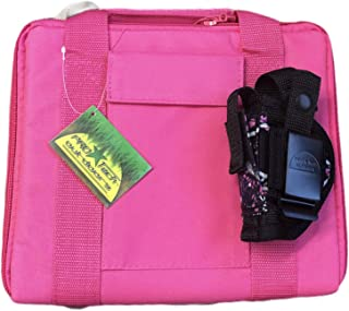 Pro-Tech Outdoors Ladies Here's One Just for You. Pink Case & Muddy Girl Gun Holster Fits Ruger lcp 380 with or with Out Laser