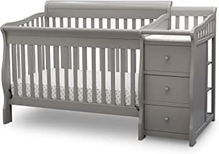 Best baby crib with changing table attached Reviews