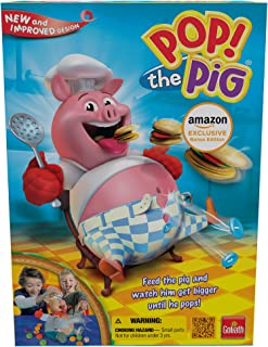 Goliath Amazon Exclusive Bonus Edition Pop The Pig