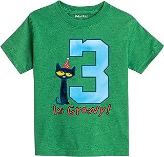 3Rd Birthday Boys - Toddler Short Sleeve Tee