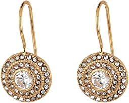 LAUREN Ralph Lauren Vintage Crystal Drop Earrings