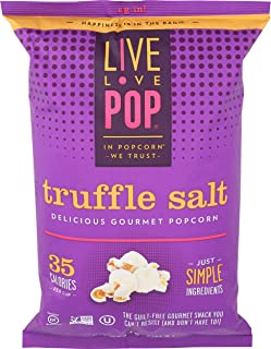 Live Love Pop, Popcorn Salt Truffle, 4.4 oz