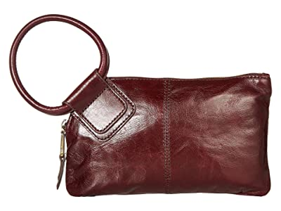 Hobo Sable (Deep Plum) Clutch Handbags