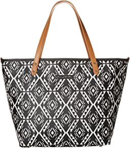 petunia pickle bottom Glazed Downtown Tote