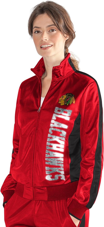 GIII For Her online shop NHL Women's OFFicial Jacket Track Back Drop