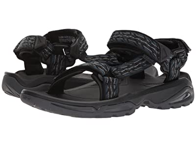 Teva Terra FI 4 (Firetread Midnight) Men
