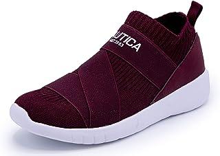 Women Fashion Slip-On Sneaker Jogger Comfort Running Shoes