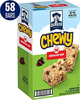 Best chocolate chip granola bar brands Reviews