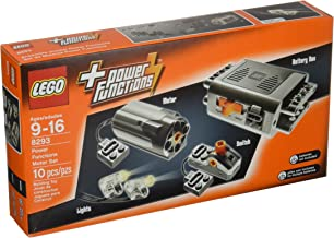 LEGO Technic Power Functions Motor Set 8293 (10 Pieces)