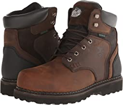 "Georgia Boot Brookville 6"" Waterproof"