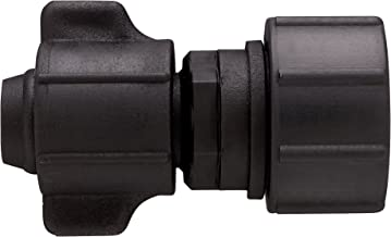 Orbit 5 Pack 1/2 Inch Universal Hose to Faucet Adapter for Drip Irrigation Tube (.620-.710)