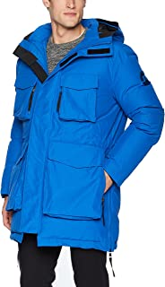 Men's Water Resistant Storm Parka
